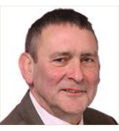 Brian Gamble - Anglesey Ward