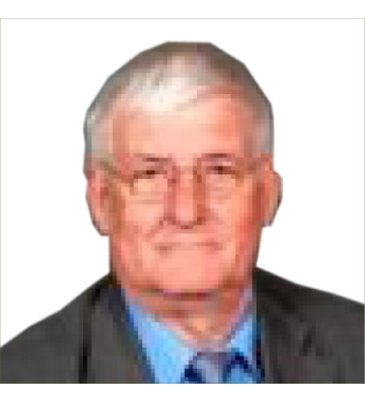 Derek Davis OBE - Anglesey Ward