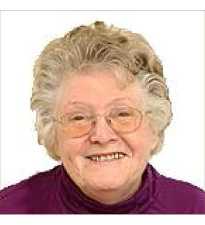 Doris Grice - West Hill Ward